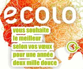 2012 en vert et avec vous!