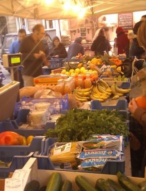 Faire de Saint-Gilles, la commune de l'alimentation durable