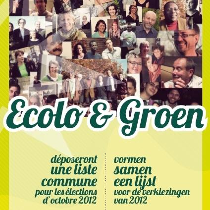 Ecolo-Groen en duo pour répondre aux défis saint-gillois