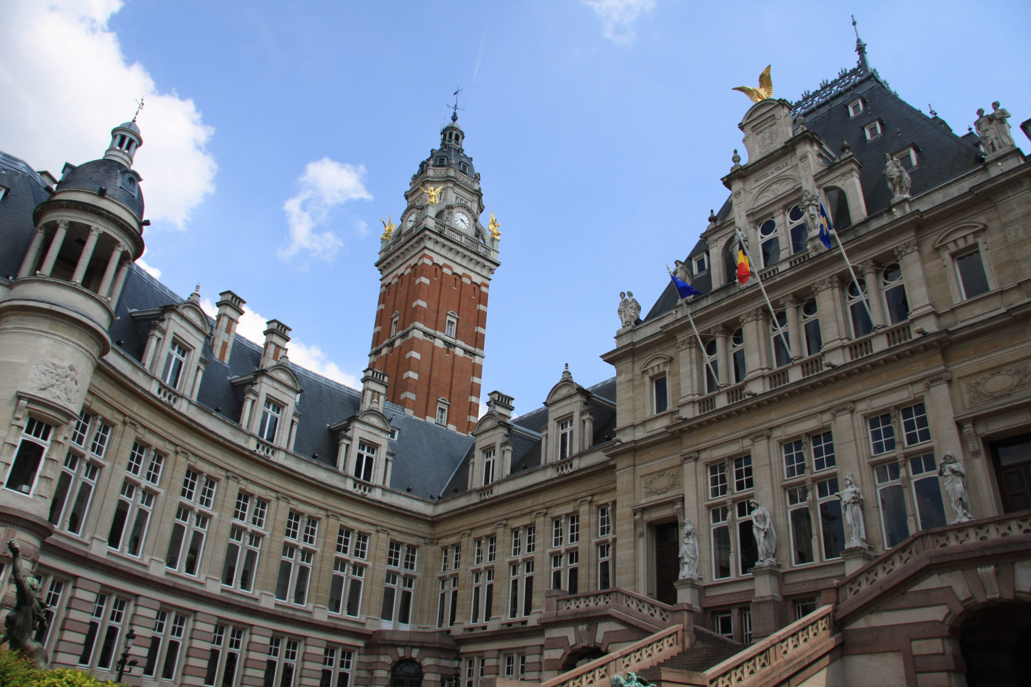 Pictures of the city of Brussels
