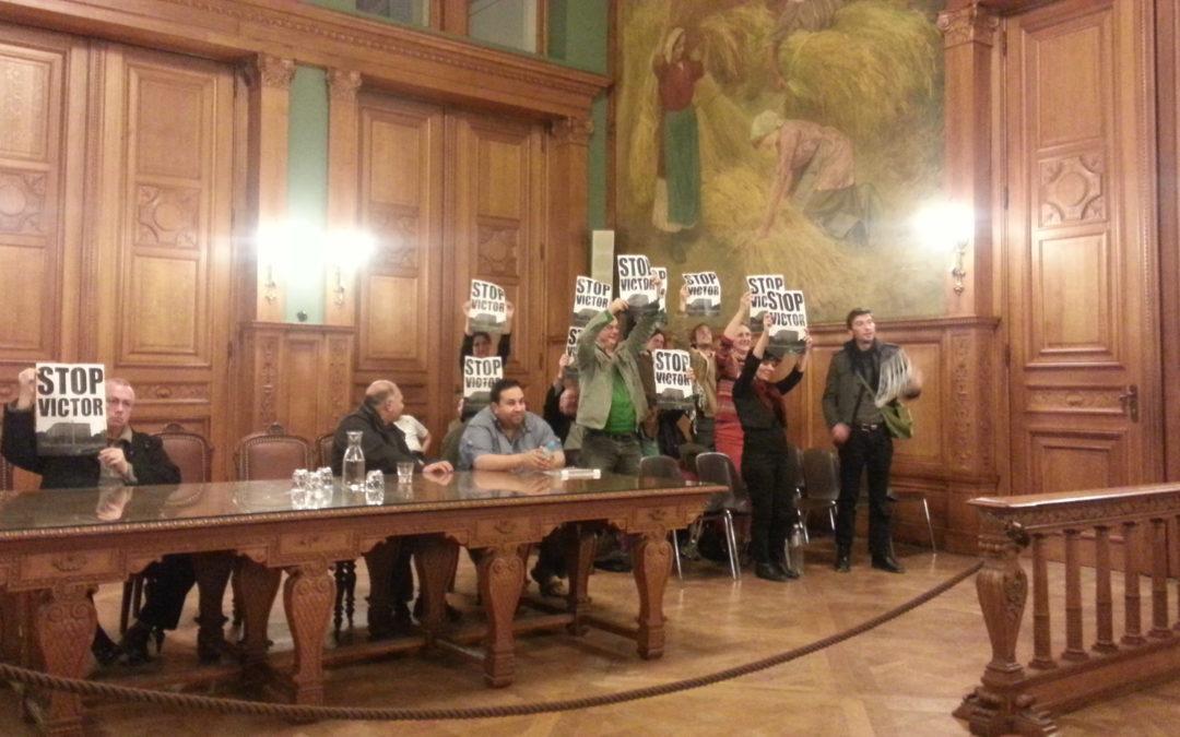 Ecolo-Groen obtient de moderniser et démocratiser le Conseil communal !
