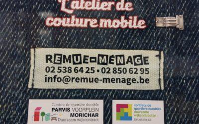 Couture truck: l'envers du décor