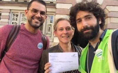 (Français) La liste des candidat·e·s Ecolo-Groen à Saint-Gilles est officiellement déposée.