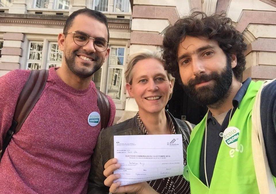 La liste des candidat·e·s Ecolo-Groen à Saint-Gilles est officiellement déposée.