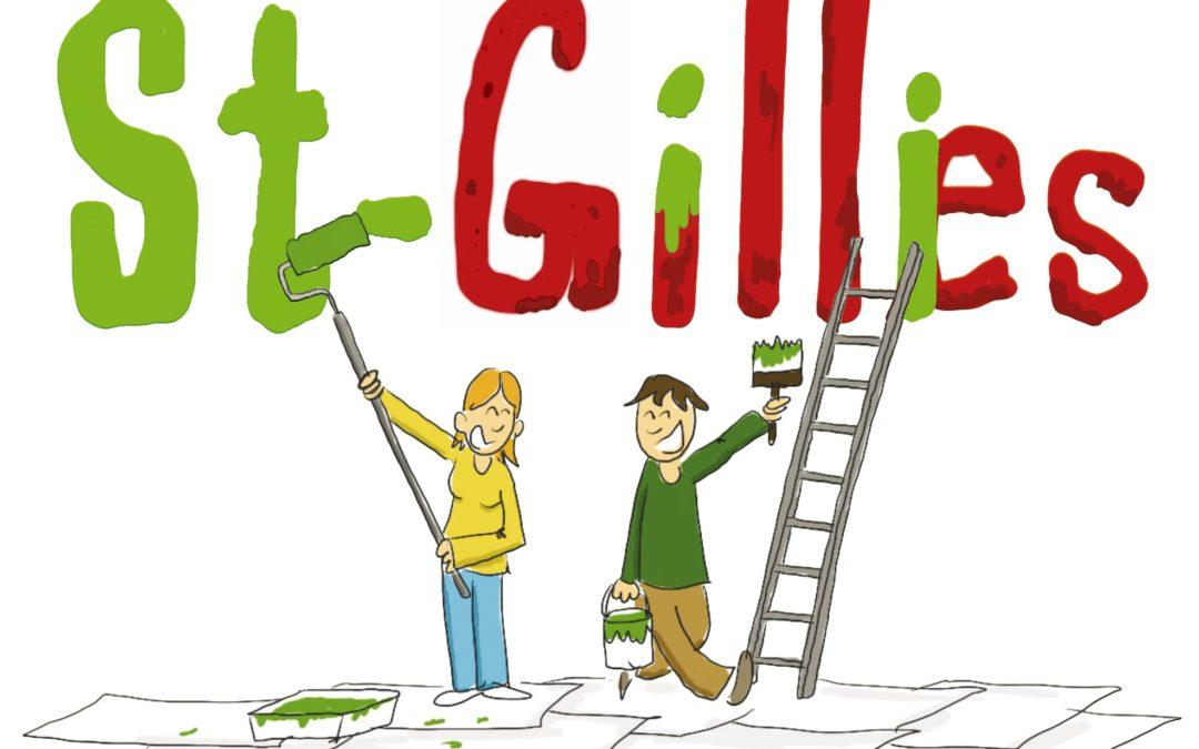 Een progressive meerderheid voor Sint-Gillis.