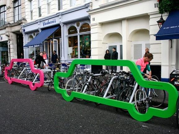 """Sint-gillis werd zojuist geselecteerd door het fonds """"Bikes in brussels"""""""