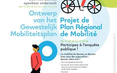 Welke mobiliteit voor Brussel in 2030?