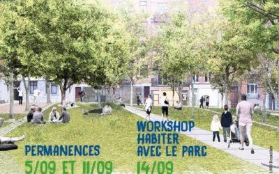 5 sept. : Place Marie Janson – un nouveau parc urbain