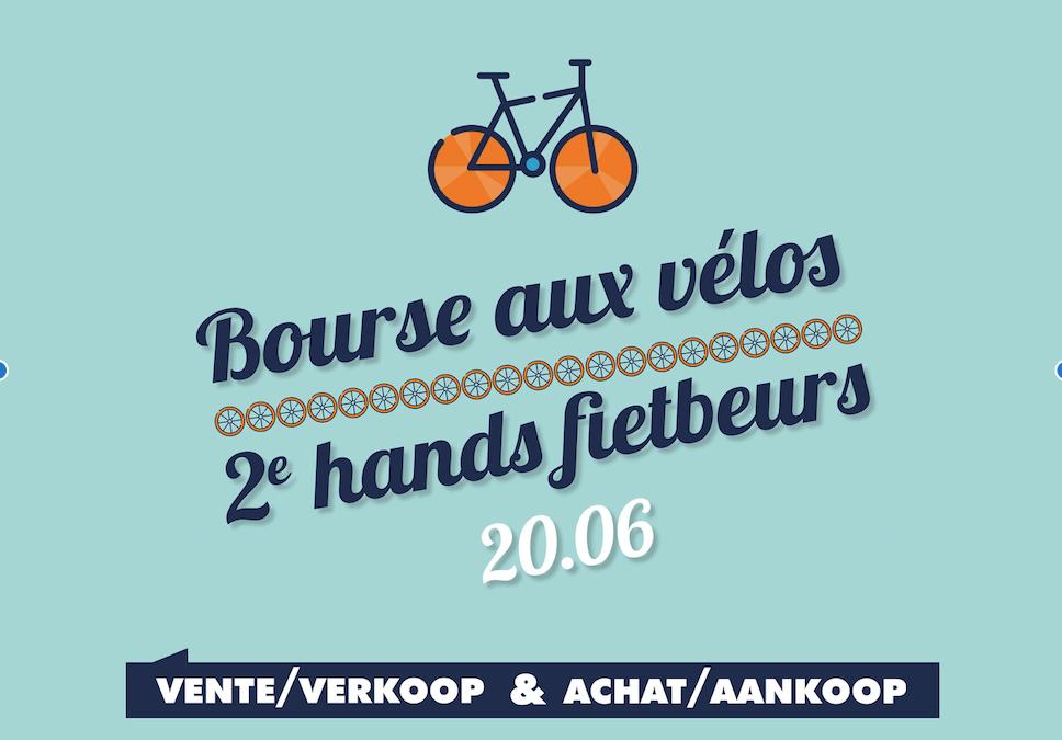 Bourse aux vélos ce 20 juin !