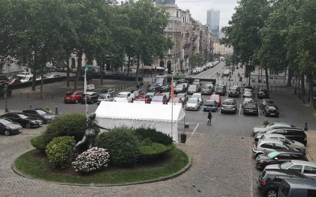 (Français) Quel futur pour la Place Van Meenen ?