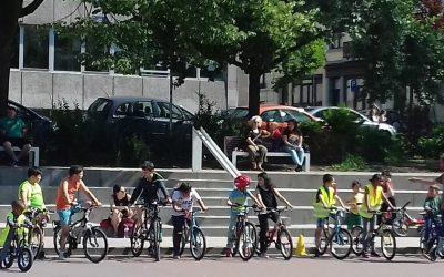 Une vélotheek pour les écoles saint-gilloises