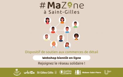 Mazone et Mymarket : favorisons le commerce et l'économie locale