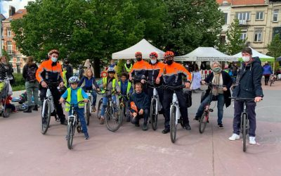 Vollenbike parade